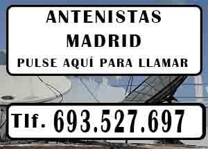 Antenistas Arturo Soria Urgentes